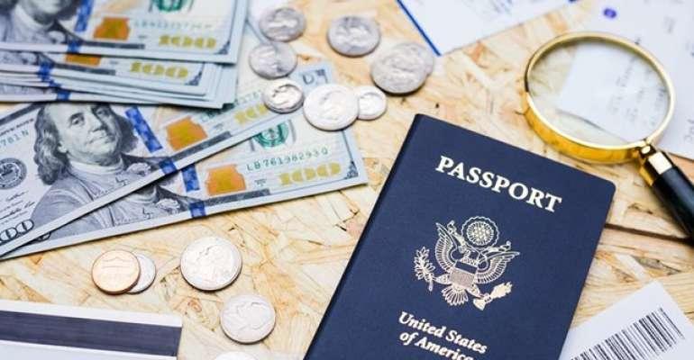Passaporte americano