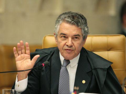 """""""O Brasil já tem partidos em demasia"""", diz o ministro do Supremo Marco Aurélio sobre planos de Bolsonaro"""