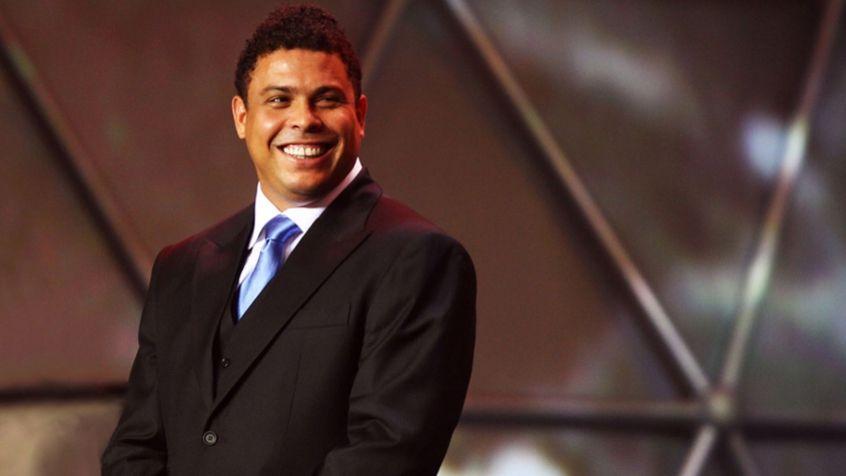 """O ex-atacante Ronaldo """"Fenômeno"""" está muito próximo de se tornar o novo  presidente e acionista majoritário do Real Valladolid. (Foto  Divulgação) 0f92b06d9c4f4"""