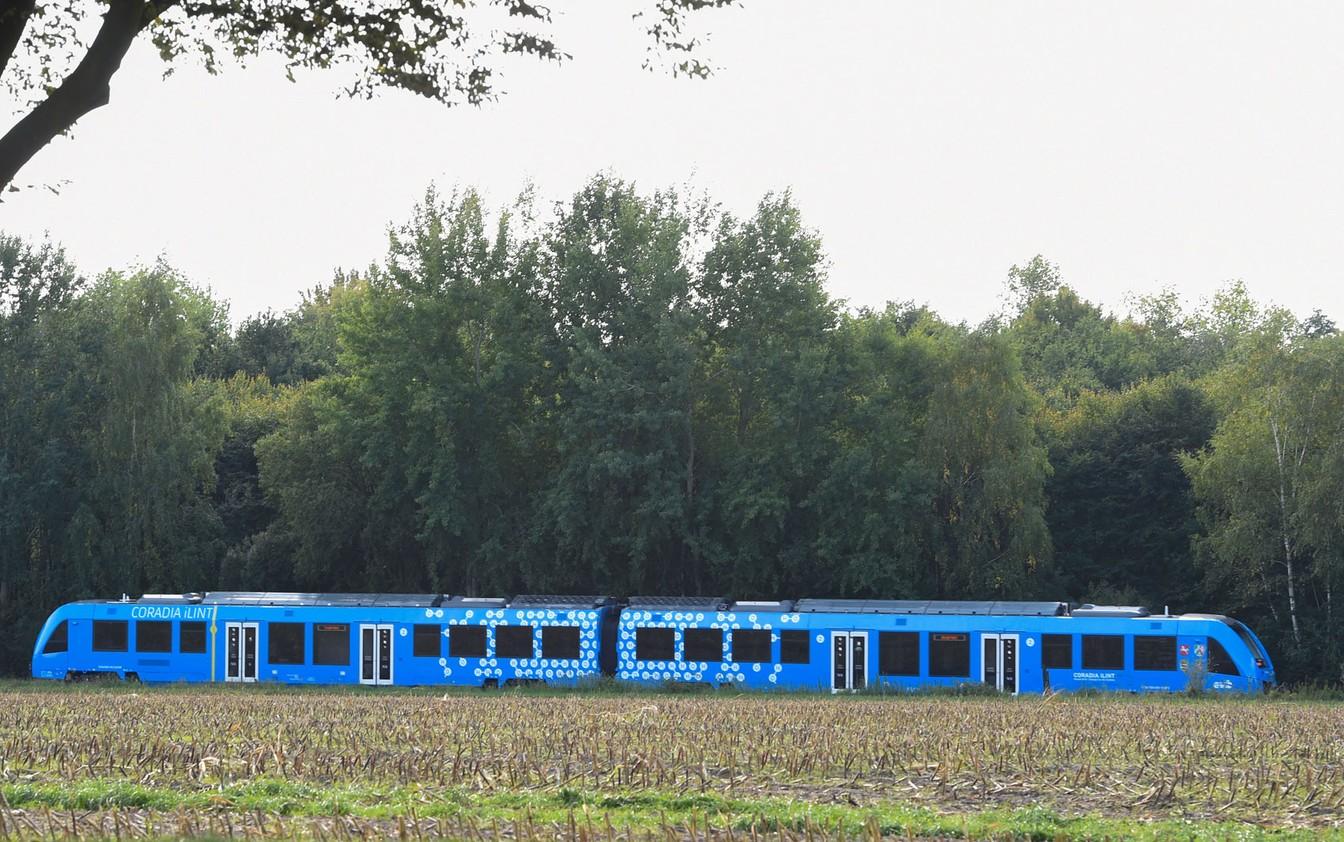 dd3de17fdc9ea A Alemanha estreia o primeiro trem do mundo movido a hidrogênio