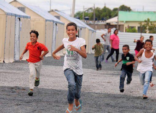 A Organização das Nações Unidas e as Forças Armadas abriram mais um abrigo  para venezuelanos em Roraima 37800ce642ec2