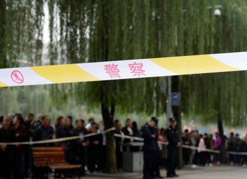 Uma mulher esfaqueou 14 crianças em um jardim de infância na China b94fcfb3eb2ca