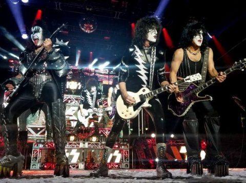 Show da banda Kiss será na Arena do Grêmio