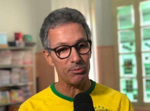 """""""A Constituição tornou o Brasil um país um tanto quanto ingovernável"""", disse o governador de Minas Gerais"""