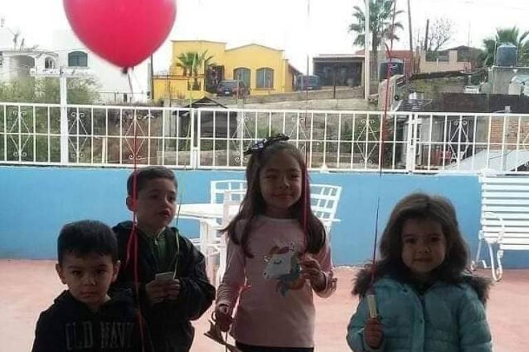 3ee94c48459ba Carta de menina mexicana a Papai Noel cruza fronteira de balão e é achada  por americano