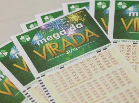 Caixa Econômica Federal começa a receber apostas para a Mega da Virada