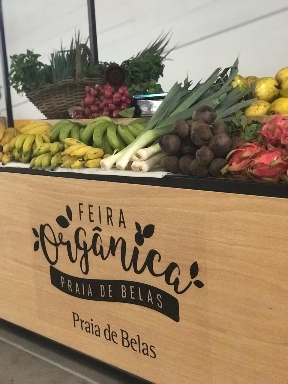 73eafb7a4cf9a Feira Orgânica do Praia de Belas Shopping ganha nova estrutura e identidade  visual