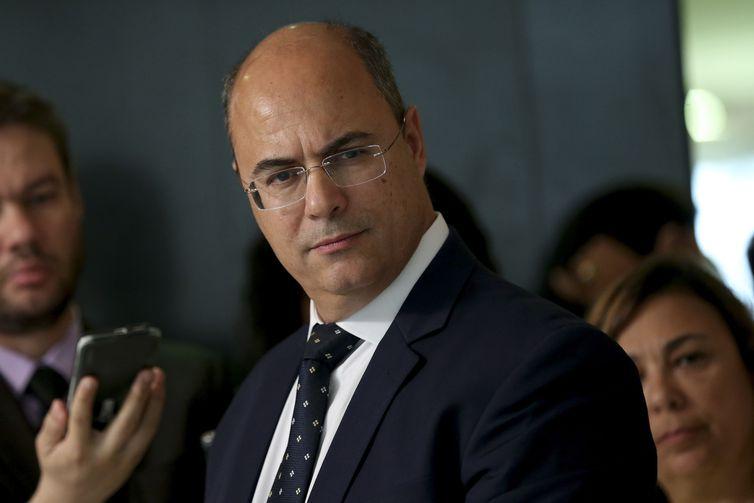 1ab52205a8 O governador do Rio de Janeiro foi intimado por uma dívida de 115 mil reais  com a sua ex-sogra
