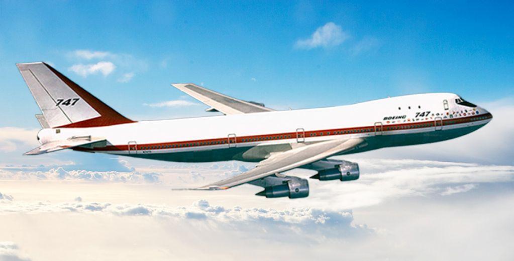 """Avião que """"encolheu o mundo"""", Boeing 747 completou 50 anos do primeiro voo"""