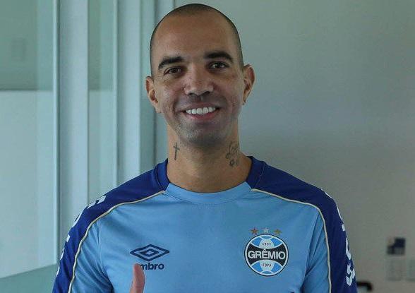 Novo reforço do Grêmio c1238fa0a9297