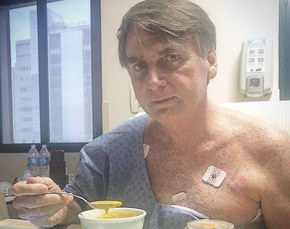 Bolsonaro iniciou uma nova dieta e telefonou para três ministros