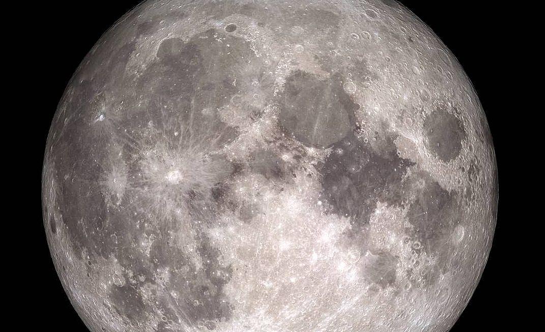A Nasa anunciou o plano de ir de novo à Lua e lá ficar