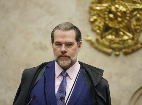 """O presidente do Supremo, ministro Dias Toffoli, diz que o julgamento sobre prisão em segunda instância """"não se refere a nenhuma situação particular"""""""