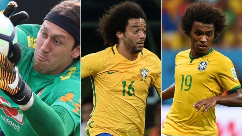f3aa39ccb Doze nomes da lista de convocados da Copa do Mundo não aparecem na última  relação de Tite. Veja a situação de cada um