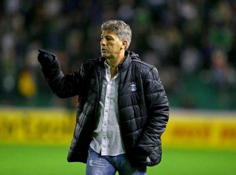 A Libertadores põe Renato Portaluppi mais uma vez entre Flamengo e Grêmio pois ele é ídolo das duas torcidas