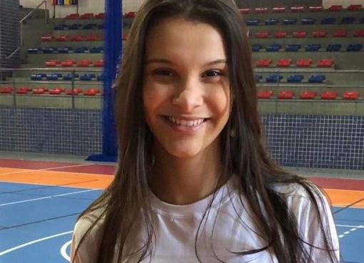 Marcella Cesa Bertoluci é finalista em concurso internacional (Foto: Reprodução)