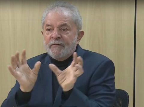Lula disse à Justiça que não aceita ir para o regime semiaberto