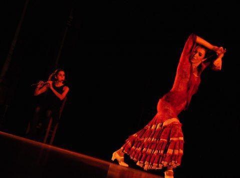 Espetáculo de Flamenco traz linha do tempo da dança para o palco do Theatro São Pedro