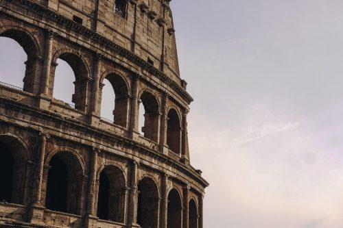 """""""Roma, Itália"""""""