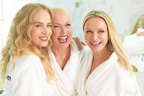 Exclusão de Mara Maravilha da campanha publicitária com Xuxa, Eliana e Angélica foi marketing