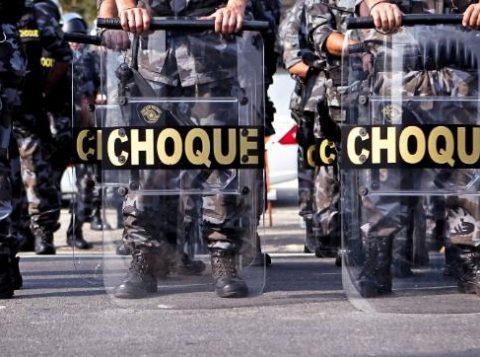 A cidade gaúcha de Pelotas agora também conta com um Batalhão de Choque da Brigada Militar
