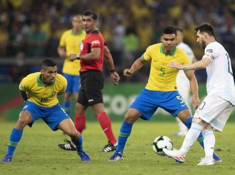 Brasil e Argentina se enfrentam em amistoso na Arábia Saudita