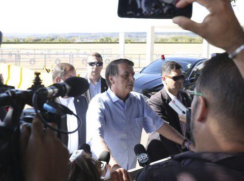 """""""Reforma administrativa vai demorar um pouquinho mais ainda"""", afirma Bolsonaro"""