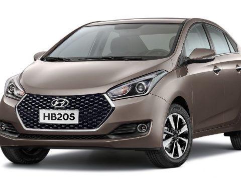 Hyundai convoca um recall dos modelos HB20 e HB20S por quebra de semieixo