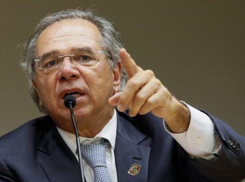 """""""Governo Central deve fechar 2019 com déficit abaixo de 80 bilhões de reais"""", diz o ministro da Economia"""