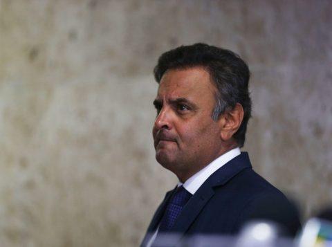 Inquérito de Aécio sobre pagamentos que recebeu da JBS será enviado à Justiça Eleitoral