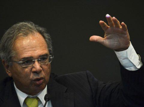"""A abertura da economia """"será irreversível, mas gradual"""", afirmou o ministro Paulo Guedes"""