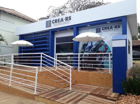 CREA-RS participou da 42ª Expointer