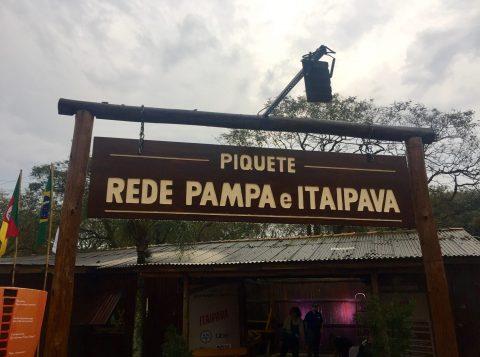 Confira atrações do Piquete Rede Pampa e Itaipava no Acampamento Farroupilha