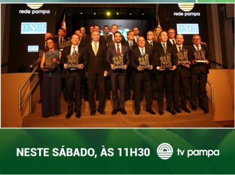TV Pampa transmite neste sábado cerimônia de entrega do Troféu Senar O Sul 2019