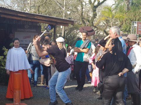 Galeria de fotos: saiba o que aconteceu no Piquete Rede Pampa e Itaipava neste feriado