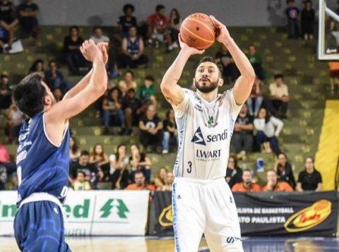 A crise faz jogadores de basquete trocarem a Argentina pelo Brasil