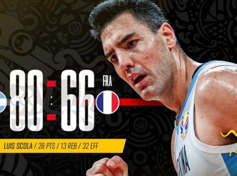 Argentina e Espanha vão decidir a Copa do Mundo de basquete