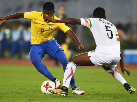 Brasil recebe Mundial sub-17 e tenta voltar a vencer na base