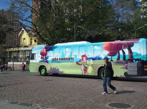 João Ambiente, projeto itinerante de educação ambiental, é ampliado para 2020