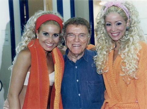 Morre Maurício Sherman, um dos pioneiros da TV no Brasil