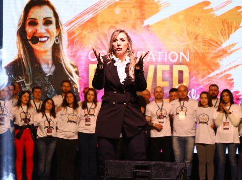 Celebration Power Life, do Instituto Tânia Zambon, se consolida  como o maior evento de transformação de equipes da América Latina