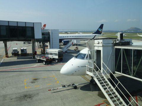 Os preços das passagens aéreas recuaram em setembro