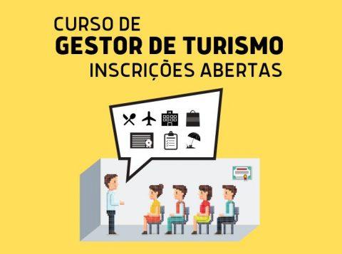 """O Ministério do Turismo está com inscrições abertas para o curso online grátis de """"Gestor de Turismo"""""""