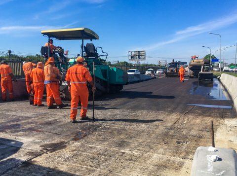 Concluída pavimentação da Trincheira da Ceará