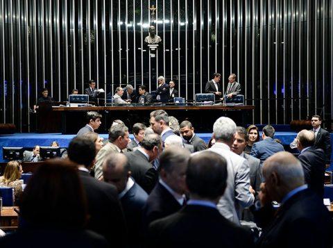 Senado entra em semana decisiva para a reforma da Previdência