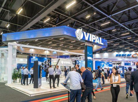 Vipal Borrachas leva à Fenatran 2019 soluções para gerar economia através da gestão de pneus