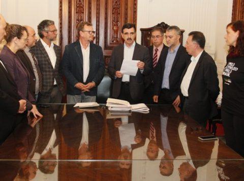 Novo código ambiental é pauta de encontro com parlamentares na Casa Civil