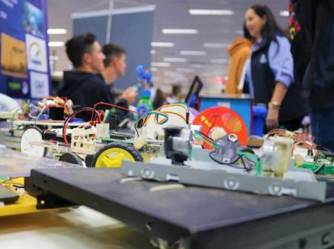 2º Festival Steam Seduc destaca criatividade e empreendedorismo dos alunos da rede estadual