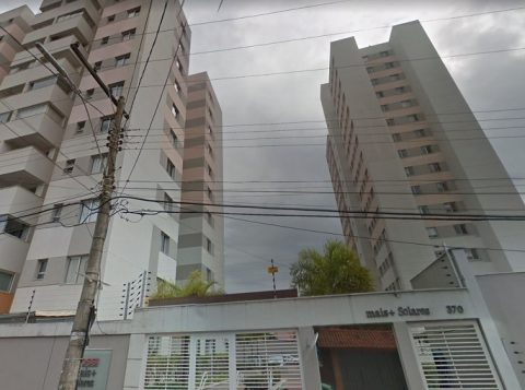 Menina cai do nono andar de prédio em Belo Horizonte
