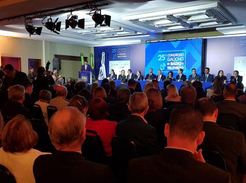 25º Congresso Gaúcho de Rádio e Televisão acontece até quinta, na Serra